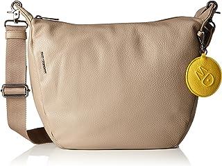 Mandarina Duck Damen Mellow Leather Tracolla Schultertasche, 10x21x28.5 cm (B x H x T)