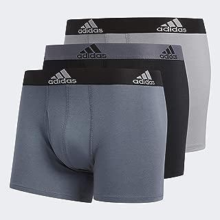 Men's Stretch Cotton Trunk Underwear (3-Pack)
