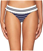 Jonathan Simkhai - Rib Knit Trim Bikini Bottom