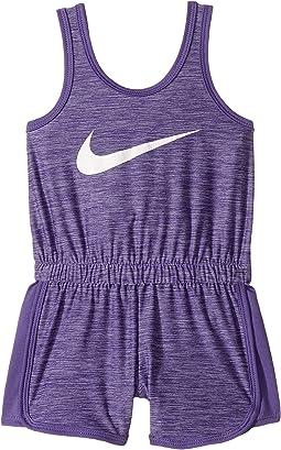 Nike Kids Dri-Fit Sport Essentials Romper (Toddler)