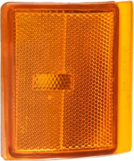 Depo GMC Suburban/Yukon Repuesto de lámpara de marcador lateral sin foco, Lado de conductor (izquierdo)