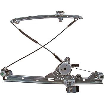 Front Left Manual Window Regulator w//oMotor for Chevrolet GMC Cadillac 15871125