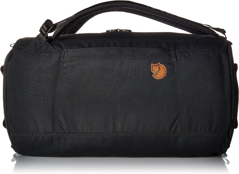 Fjallraven Splitpack Duffle Bag One Size Black