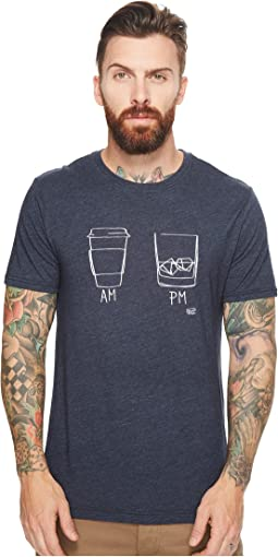 Original Penguin - Short Sleeve AM To PM Tee