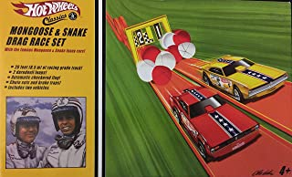 Hot Wheels Classics Mongoose & Snake Drag Race Set