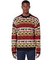 McQ - MCQ Tape Crew Neck Sweater