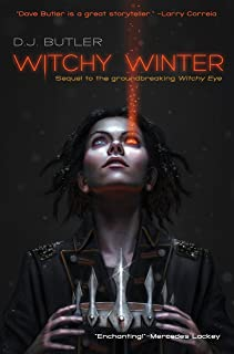 Witchy Winter (Witchy Eye Series Book 2)
