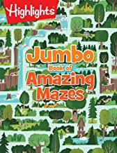 Jumbo Book of Amazing Mazes (Highlights™ Jumbo Books & Pads) PDF