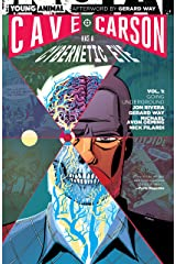 Cave Carson Has a Cybernetic Eye (2016-2017) Vol. 1: Going Underground (English Edition) eBook Kindle