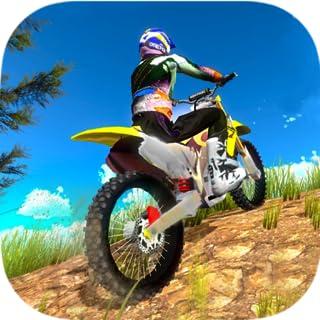Offroad Motorcycle Racing Game: Freestyle Stunt Bike Rider 2018