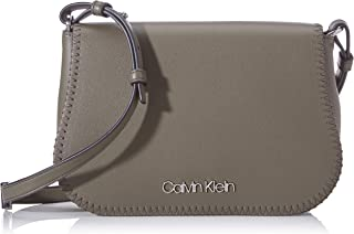 Calvin Klein Saddle Bag for Women-Green