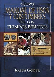 Best usos y costumbres de los tiempos biblicos Reviews