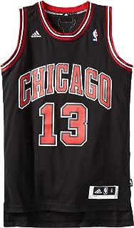NBA Chicago Bulls Black Swingman Jersey Joakim Noah #13