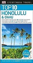 DK Eyewitness Top 10 Honolulu and O'ahu (Pocket Travel Guide)