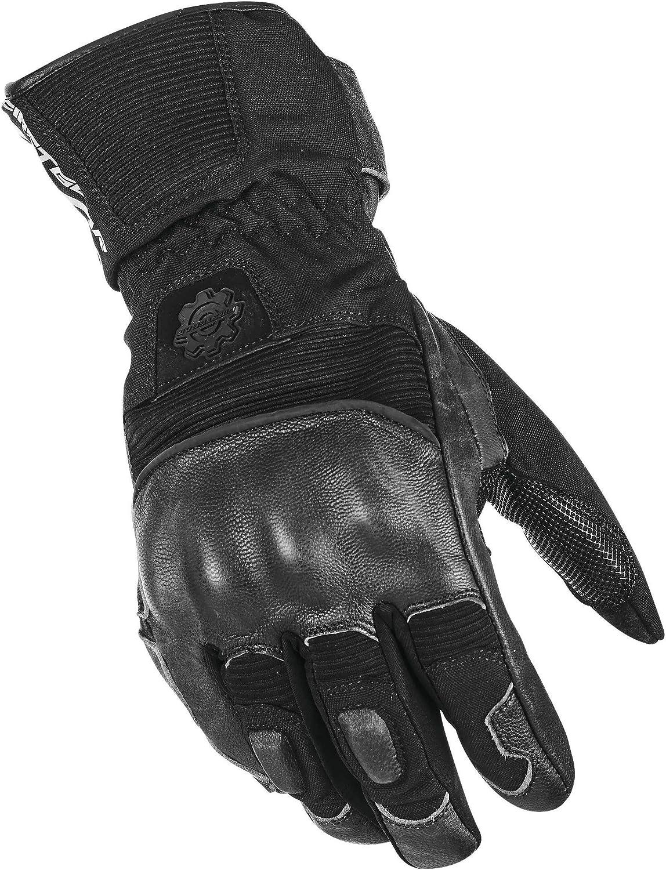 Firstgear Axion Popular standard famous Mens Waterproof Gloves MD Black