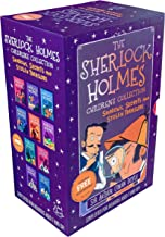 Sir Arthur Conan Doyle Sherlock Holmes 10 Books Box Set Children Collection Shadows, Secrets and Stolen Treasure