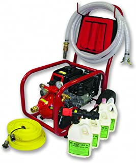 high pressure fire fighting water pumps