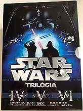Star Wars Trilogy: Episode IV A New Hope, V. The Empire Strikes Back, VI. Return of the Jedi - Trilógia: Egy Új Remény, A Birodalom Visszavág, A Jedi visszatér