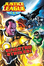 Justice League: Sinestro Strikes