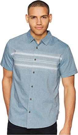 O'Neill Lariat Short Sleeve Woven Top