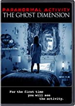 paranormal activity 5 dvd