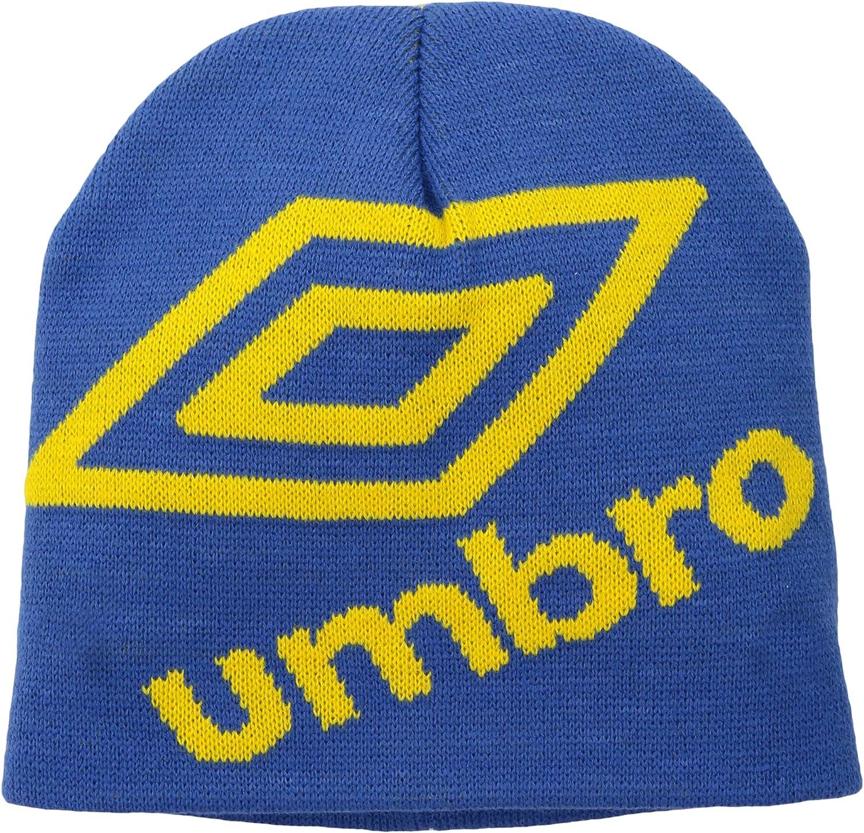 Umbro Unisex Logo Uncuffed Rib Knit