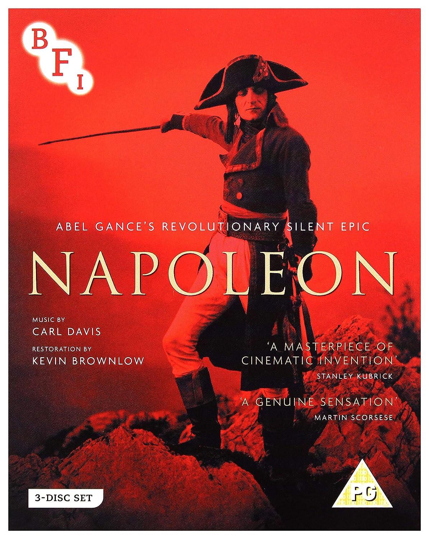 Napoleon 1927 Napoléon Ranking TOP2 vu par NON-USA FORMAT Gance At the price Abel
