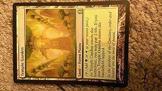 Magic: the Gathering - Temple Garden (248) - Return to Ravnica