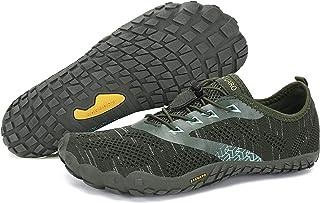 Unisex Zapatos de Agua Hombre Mujer Barefoot Minimalistas Zapatillas de Trail Descalzos 36-48