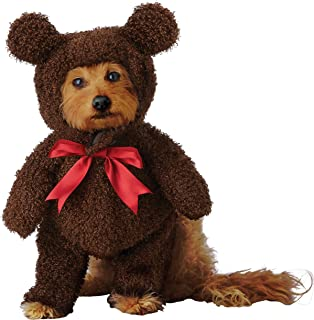 paddington bear dog costume