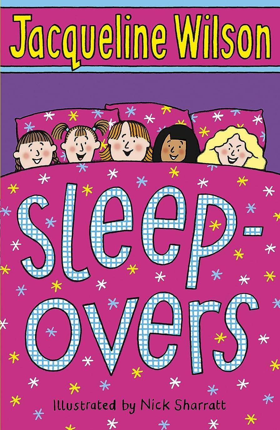堀国民負Sleepovers (English Edition)