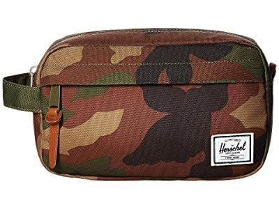 Herschel Supply Co. Chapter Carry On (Woodland Camo/Multi Zip) Bags