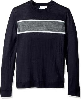 Men's Merino Crew Neck Sweater