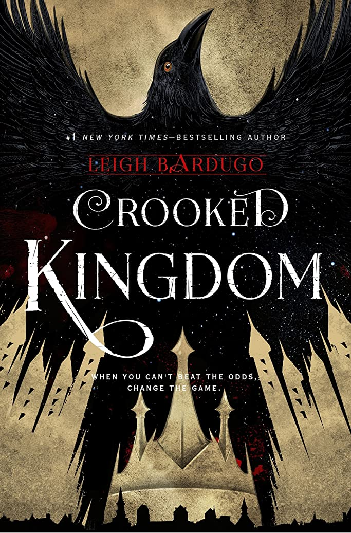 架空のモザイク汚染Crooked Kingdom (Six of Crows Book 2) (English Edition)