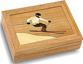 custom ski box