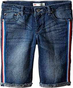 Sideseam Bermuda Shorts (Big Kids)