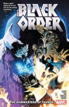 Black Order: The Warmasters Of Thanos (Black Order (2018-2019))