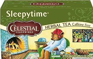 Celestial Seasonings Herbal Tea, Sleepytime, 20 Count