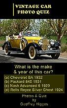 50 Vintage Cars - A Photo Quiz (Car Photo Quiz Book 1)