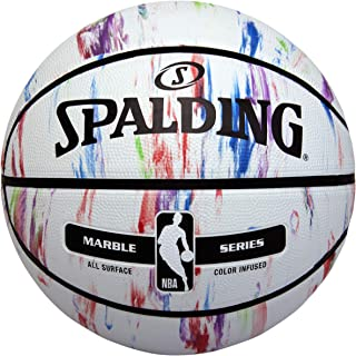 Spalding NBA Marble Series Outdoor Basketball