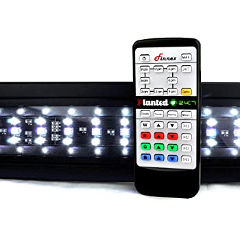Finnex Planted+ 24/7 Fully Automated Aquarium LED, Controller, 48 Inch