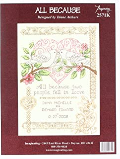 Best wedding cross stitch patterns Reviews