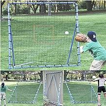 EZGoal Multi-Sport Folding Rebounder Net, 6 x 6-Feet, (Color may vary)