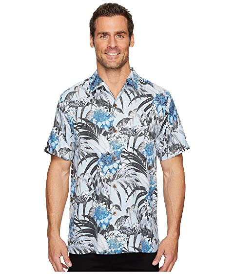 934e9228f02 Tommy Bahama Garden of Hope and Courage IslandZone Camp Shirt at 6pm