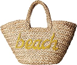 Hat Attack - Beach Tote