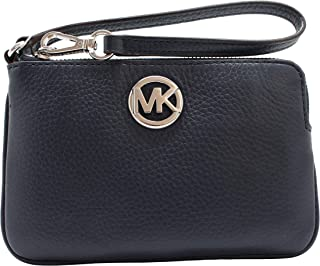 Michael Kors Women's Fulton Medium Top Zip Wristlet