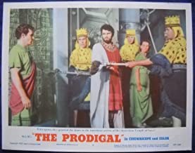 THE PRODIGAL MOVIE POSTER-Entering the Guarded