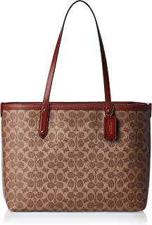 Coach Womens Central Tote Tote Bag