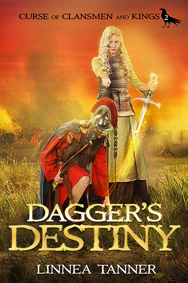 ビール人間追い払うDagger's Destiny (Curse of Clansmen and Kings Book 2) (English Edition)