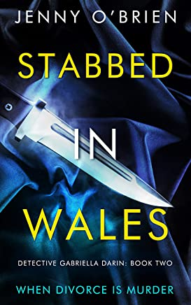 Stabbed in Wales. Book 2 in the gripping crime thriller series. (Gabriella Darin) (English Edition)